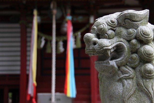 jinja tempio shinto