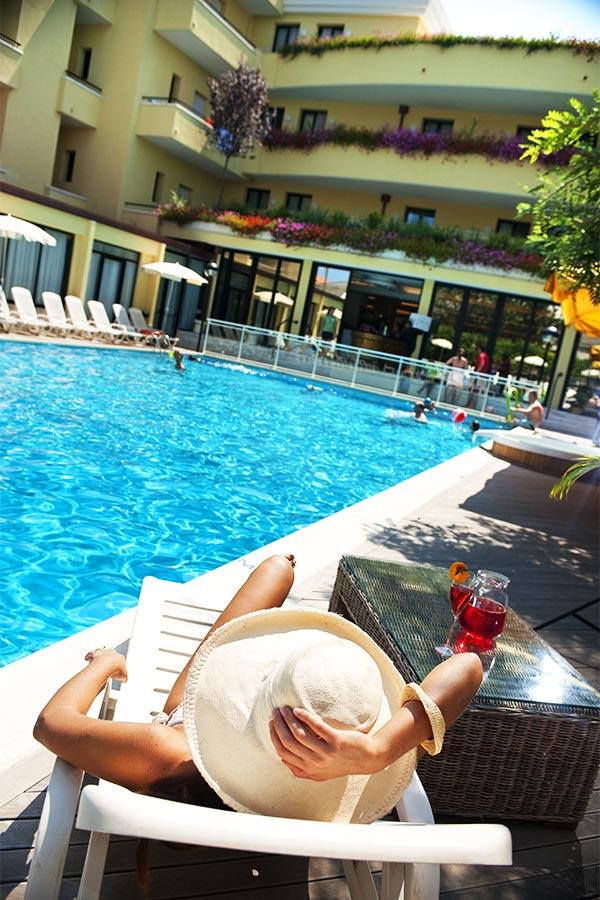 Park Hotel Kursaal Misano Servizi