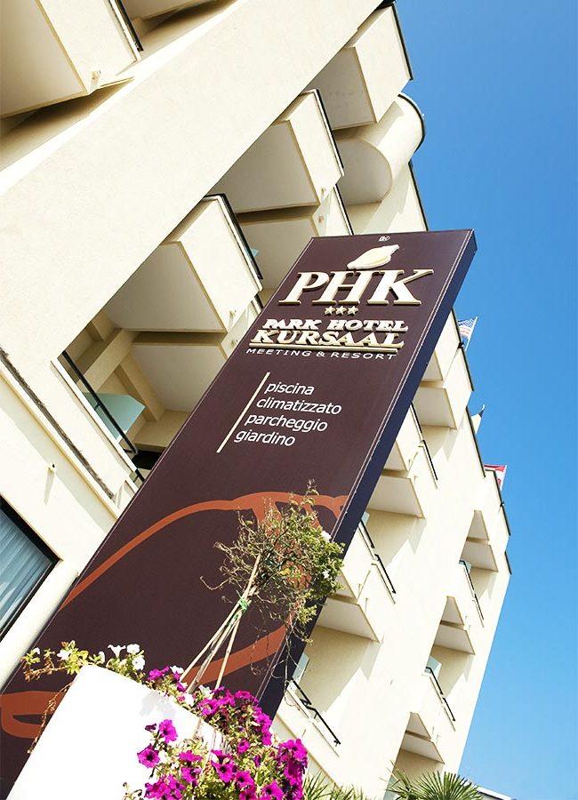 Park Hotel Kursaal Misano Struttura