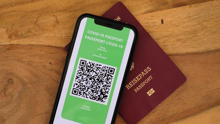 passaporto vaccinale covid