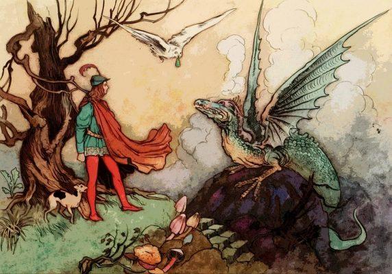 Il Drago di Belvedere