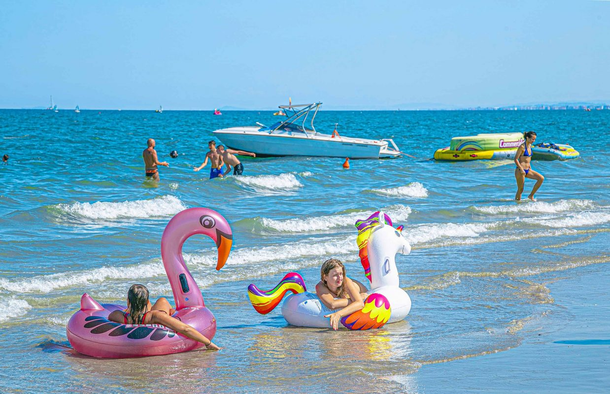 Romagna Zona Bianca Spiaggia